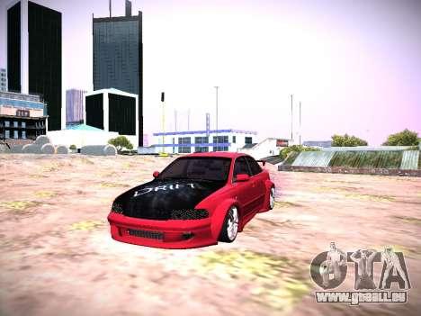 Audi A4 Extreme für GTA San Andreas