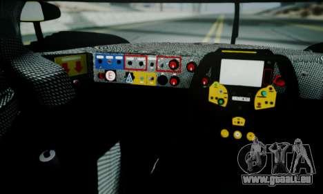 Bentley Speed 8 2003 pour GTA San Andreas vue de côté