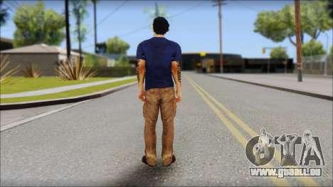 Jason Brody für GTA San Andreas zweiten Screenshot