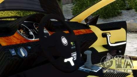 Volkswagen CC für GTA 4 rechte Ansicht