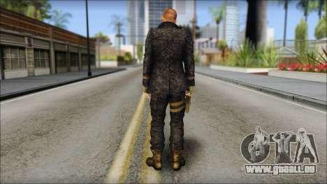 Jake Muller from Resident Evil 6 v2 für GTA San Andreas zweiten Screenshot
