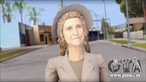 Old Lady für GTA San Andreas dritten Screenshot