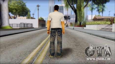 Toni Cipriani v1 für GTA San Andreas zweiten Screenshot