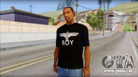 Boy Eagle T-Shirt pour GTA San Andreas
