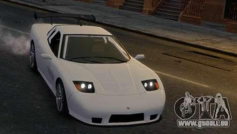 Coquette Racing für GTA 4 rechte Ansicht