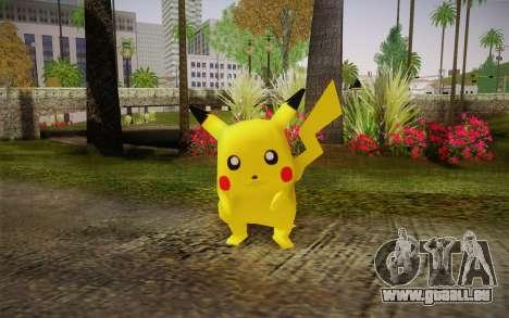 Pikachu für GTA San Andreas