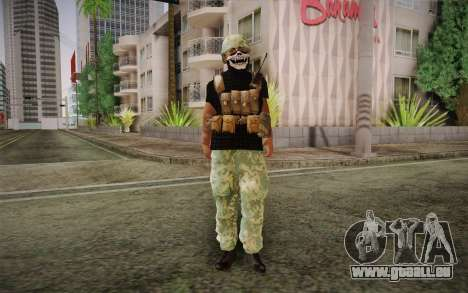 Antrax pour GTA San Andreas