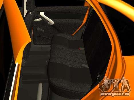 Lada Granta pour GTA San Andreas vue de côté