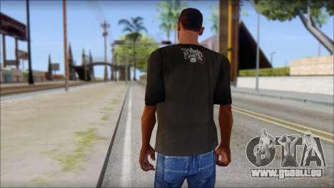 New Ecko T-Shirt für GTA San Andreas zweiten Screenshot