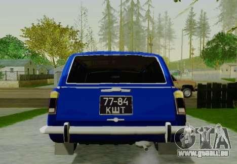 VAZ 21032 für GTA San Andreas Innenansicht