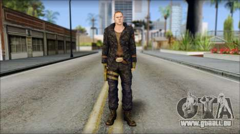 Jake Muller from Resident Evil 6 v2 pour GTA San Andreas