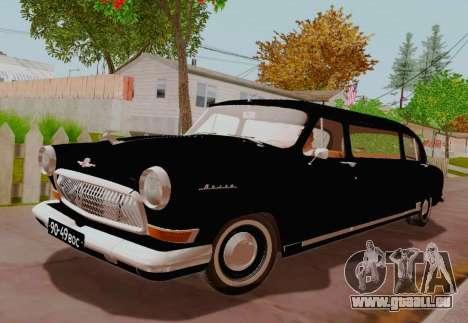 GAZ 21 Limousine pour GTA San Andreas