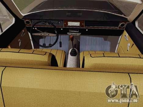 GAZ 24-01 Limousine pour GTA San Andreas vue de droite