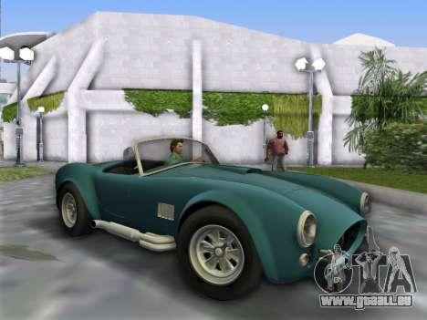 Shelby Cobra für GTA Vice City
