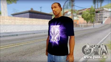 Wrestle Mania T-Shirt v1 pour GTA San Andreas