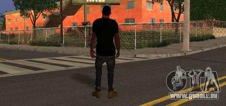 Crossfit pour GTA San Andreas deuxième écran