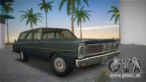 Plymouth Belvedere I Station Wagon 1965 pour GTA Vice City