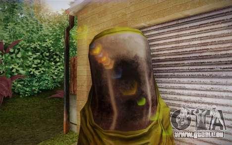 Hazmat Suit from Killing Floor für GTA San Andreas dritten Screenshot