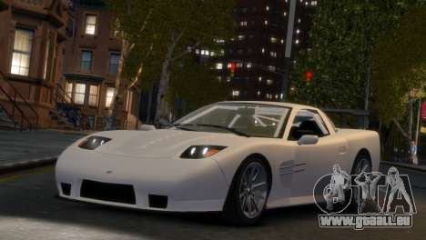Coquette Racing pour GTA 4