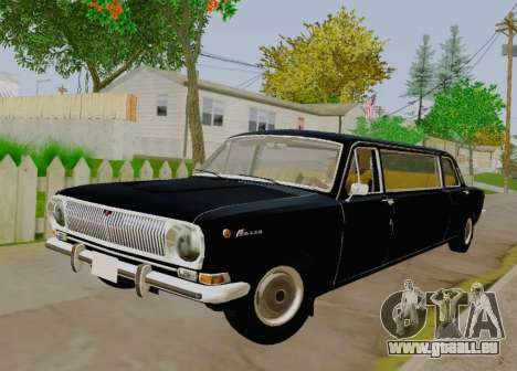 GAZ 24-01 Limousine pour GTA San Andreas