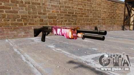 Gun Franchi SPAS-12 Punkte für GTA 4