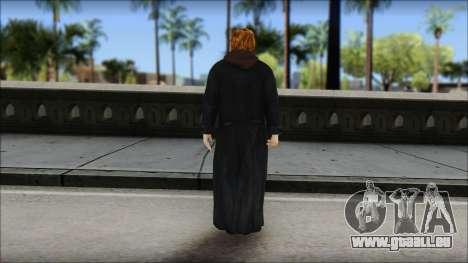 Ron Weasley pour GTA San Andreas deuxième écran