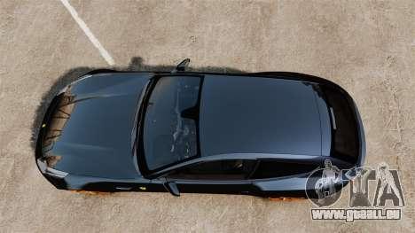 Ferrari FF 2011 pour GTA 4 est un droit