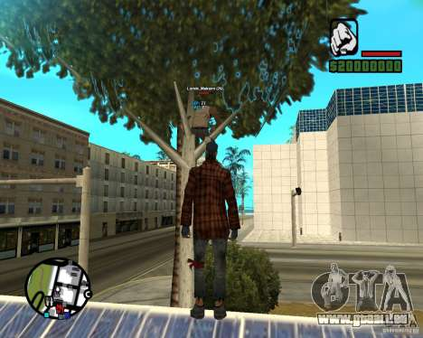 Players Informer für GTA San Andreas