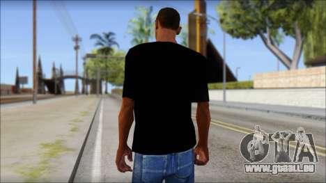 Hladno Pivo T-Shirt pour GTA San Andreas deuxième écran