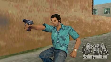 Eine Makarov Pistole für GTA Vice City dritte Screenshot