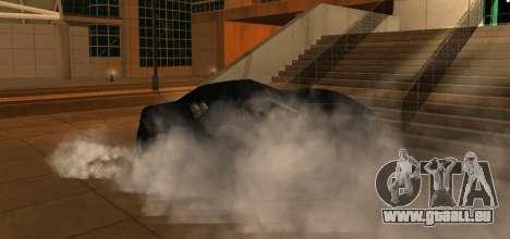 Cleo Drift pour GTA San Andreas deuxième écran