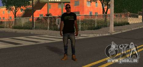 Crossfit pour GTA San Andreas
