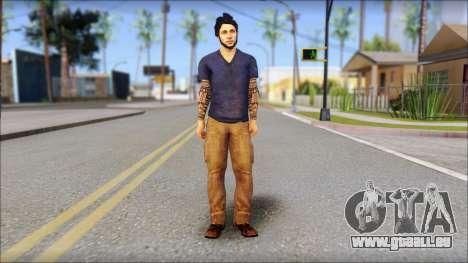 Jason Brody pour GTA San Andreas