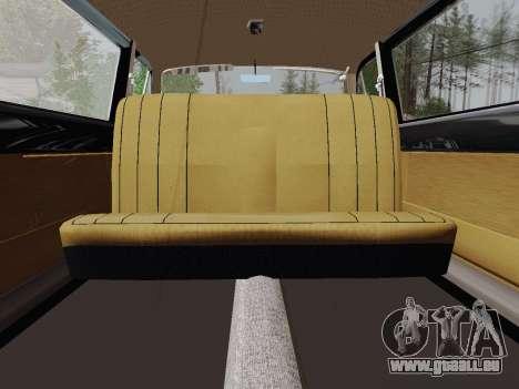 GAZ 24-01 Limousine pour GTA San Andreas vue arrière