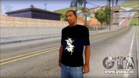 Sepultura Logo T-Shirt pour GTA San Andreas