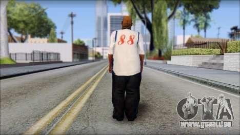 Big Smoke Beta für GTA San Andreas zweiten Screenshot