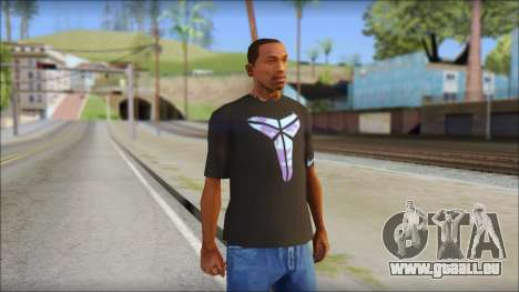 Kobie Shirt pour GTA San Andreas