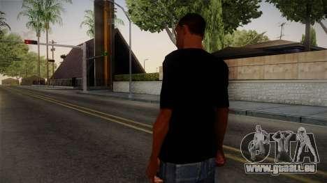LOL T-Shirt für GTA San Andreas zweiten Screenshot