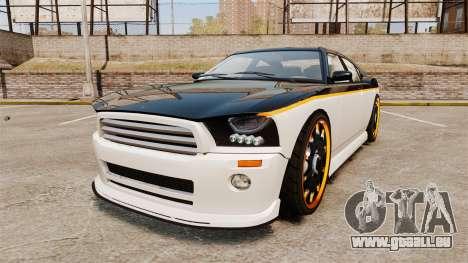 Bravado Buffalo Watch Dogs Black Viceroys pour GTA 4