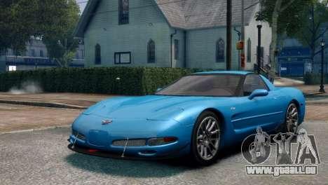 Chevrolet Corvette Z06 (C5) 2002 V3.0 [EPM] für GTA 4