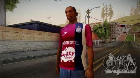 Workshops von Cordoba Shirt für GTA San Andreas