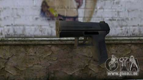HK P2000 from CS:GO v1 pour GTA San Andreas