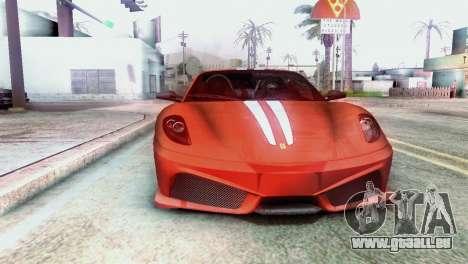 Graphic Unity pour GTA San Andreas quatrième écran