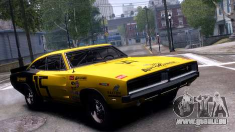 Dodge Charger RT 1969 EPM pour GTA 4 est une gauche