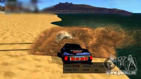 Car Grav Hack für GTA San Andreas dritten Screenshot