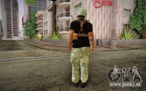 Antrax für GTA San Andreas zweiten Screenshot