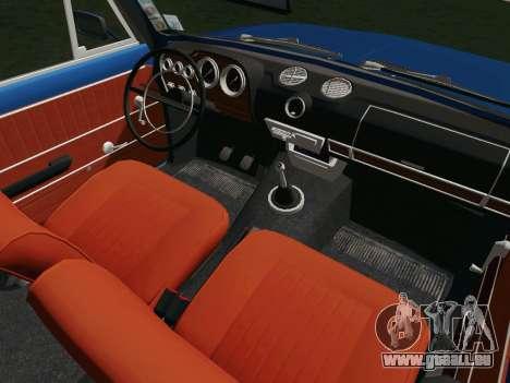 VAZ 21032 für GTA San Andreas Seitenansicht
