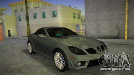 Mercedes-Benz SLK55 AMG pour GTA Vice City