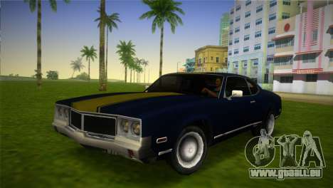 HD Sabre Turbo pour GTA Vice City