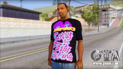 LMAFAO T-Shirt für GTA San Andreas